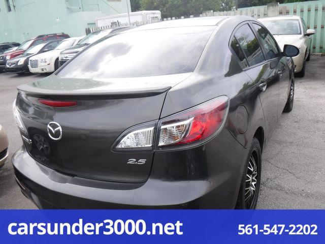 2010 Mazda Mazda3 s Sport Lake Worth , Florida 3