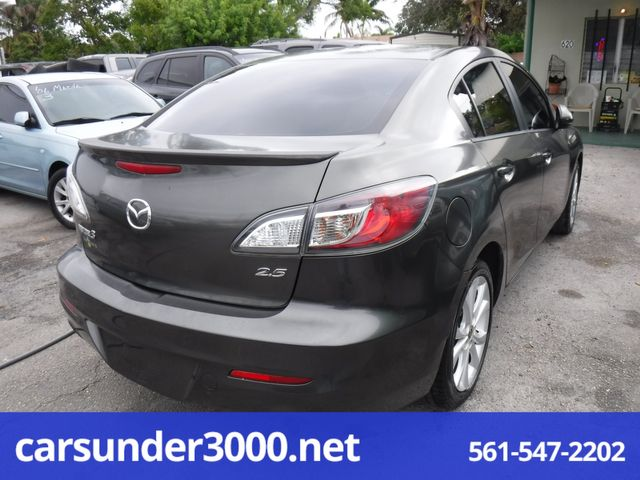 2010 Mazda Mazda3 s Sport Lake Worth , Florida 3