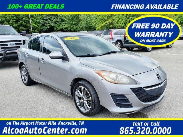 """2010 Mazda Mazda3 i Sport w/16"""" Alloys in Louisville, TN 37777"""