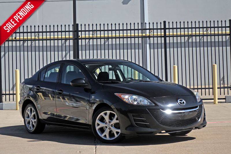 2010 Mazda Mazda3 i Sport   Plano, TX   Carrick's Autos in Plano TX