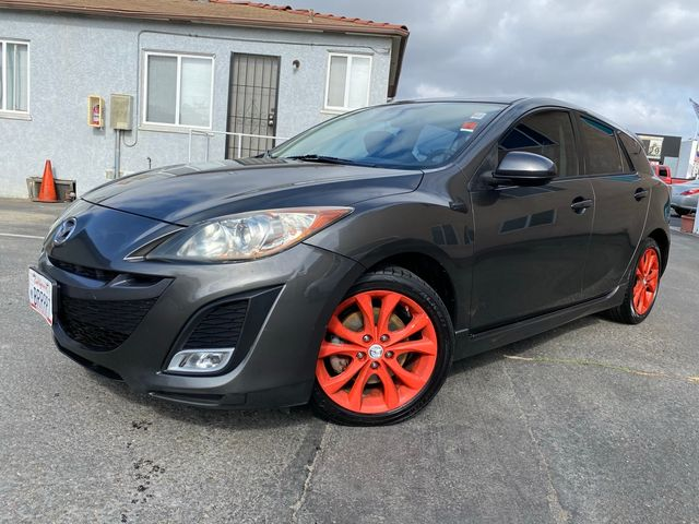 2010 Mazda Mazda3 s Sport 4D Hatchback Automatic 5-Spd w/Overdrive & Manual Mode