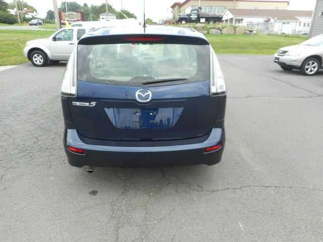 2010 Mazda Mazda5 Grand Touring New Windsor, New York 4