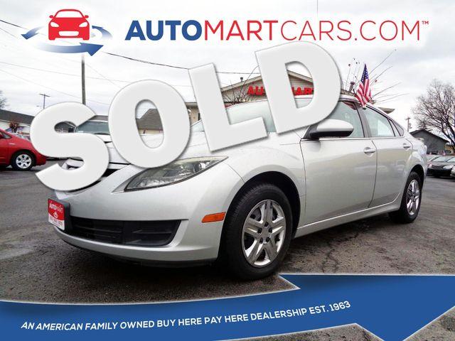 2010 Mazda Mazda6 i Sport | Nashville, Tennessee | Auto Mart Used Cars Inc. in Nashville Tennessee
