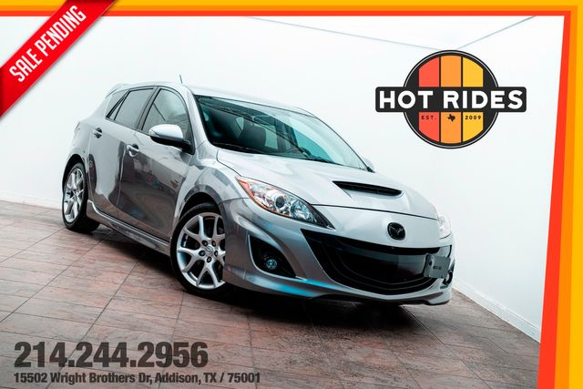 2010 Mazda Mazdaspeed3 Sport With Many Upgrades in Addison, TX 75001