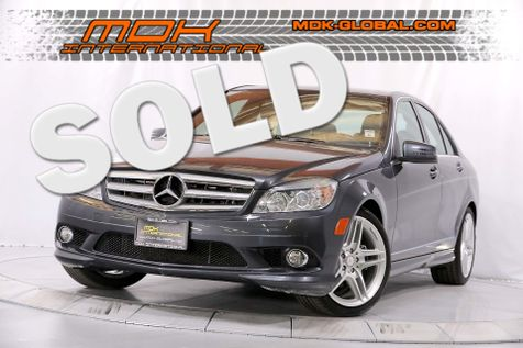 2010 Mercedes-Benz C 300 Sport - Only 61K miles in Los Angeles