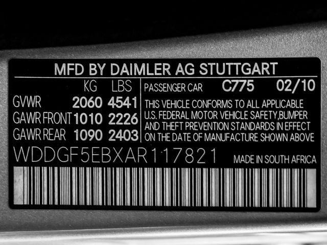 2010 Mercedes-Benz C 300 Sport Burbank, CA 27