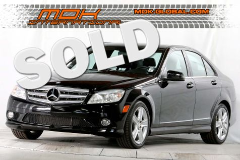 2010 Mercedes-Benz C 300 Luxury - Navigation - Heated seats  in Los Angeles