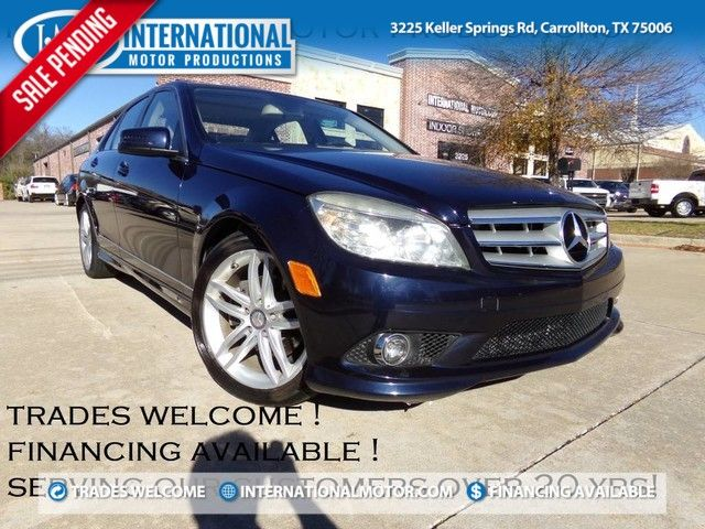 2010 Mercedes-Benz C 300 Sport in Carrollton, TX 75006