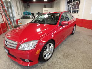 2010 Mercedes C300 4-Matic ULTRA LOW MILES, SERVICED, NEW BRAKES, OIL. Saint Louis Park, MN 7