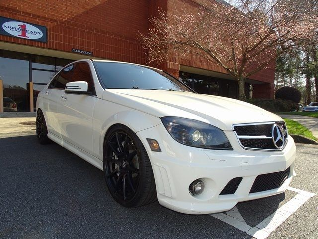 2010 Mercedes-Benz C 63 AMG in Marietta, GA 30067