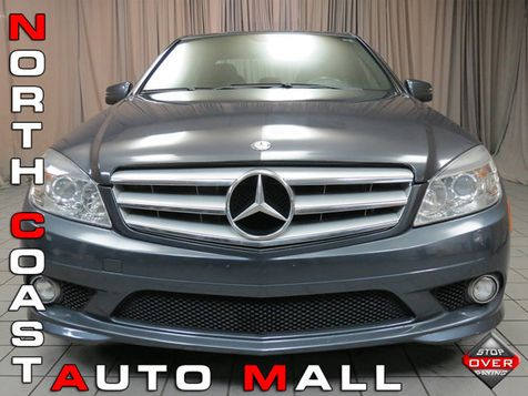 2010 Mercedes-Benz C-Class 4DR SDN C 300 4MAT in Akron, OH