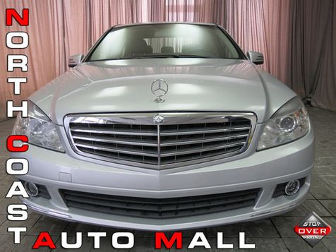 2010 Mercedes-Benz C-Class 4dr Sedan C 300 Luxury 4MATIC in Akron, OH