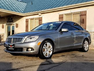 2010 Mercedes-Benz C-Class C300 4MATIC Sport Sedan LINDON, UT