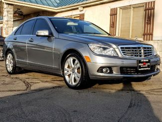 2010 Mercedes-Benz C-Class C300 4MATIC Sport Sedan LINDON, UT 1