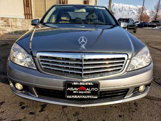 2010 Mercedes-Benz C-Class C300 4MATIC Sport Sedan LINDON, UT 2