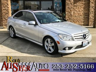 2010 Mercedes-Benz C-Class C 300 in Puyallup Washington, 98371