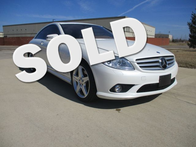 2010 Mercedes-Benz CL 550 4Matic in Chesterfield, Missouri 63005