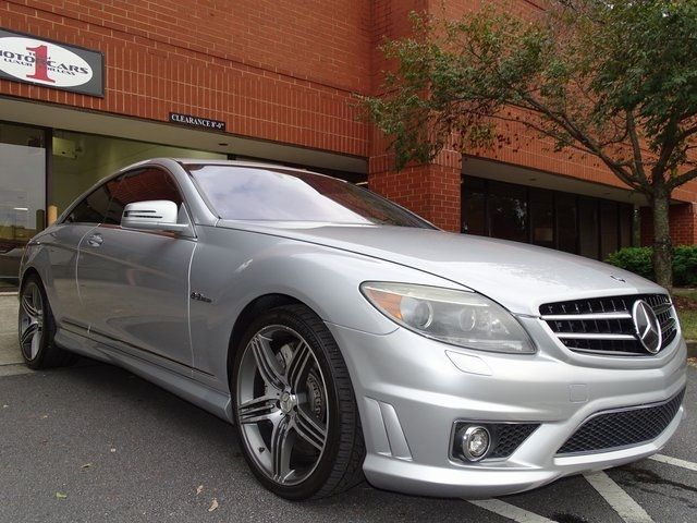 2010 Mercedes-Benz CL 63 AMG