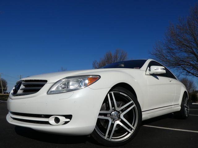 2010 Mercedes-Benz CL550 4MATIC Leesburg, Virginia 0