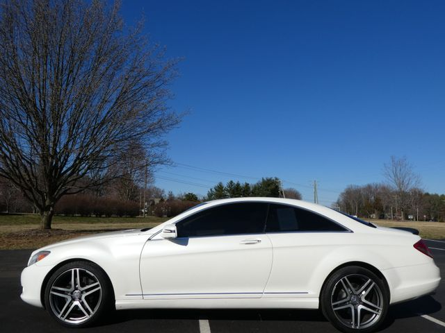 2010 Mercedes-Benz CL550 4MATIC Leesburg, Virginia 4
