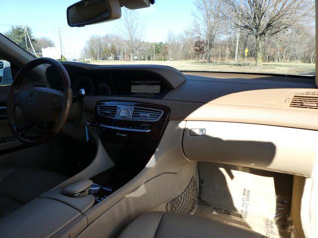 2010 Mercedes-Benz CL550 4MATIC Leesburg, Virginia 17
