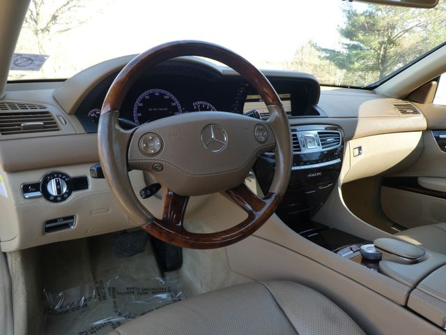 2010 Mercedes-Benz CL550 4MATIC Leesburg, Virginia 18