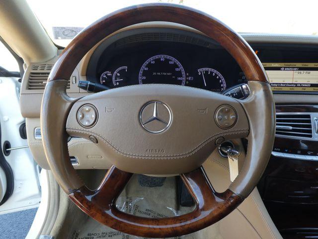 2010 Mercedes-Benz CL550 4MATIC Leesburg, Virginia 19