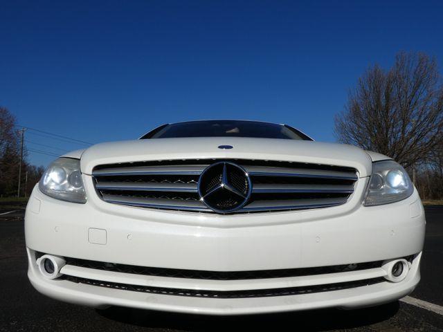 2010 Mercedes-Benz CL550 4MATIC Leesburg, Virginia 8