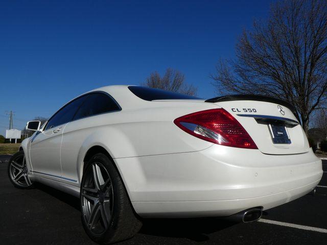 2010 Mercedes-Benz CL550 4MATIC Leesburg, Virginia 3