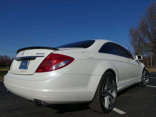 2010 Mercedes-Benz CL550 4MATIC Leesburg, Virginia 2