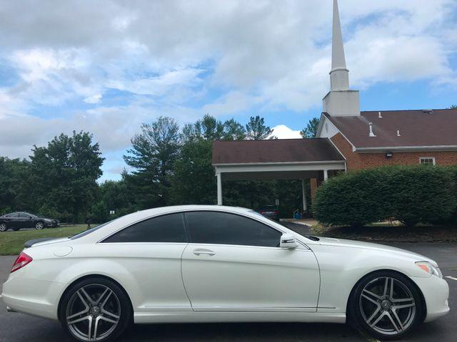2010 Mercedes-Benz CL550 4MATIC Leesburg, Virginia 36