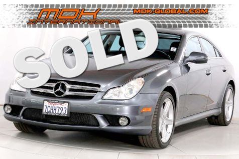 2010 Mercedes-Benz CLS 550 - AMG Sport pkg - Premium 1 pkg - Navigation  in Los Angeles