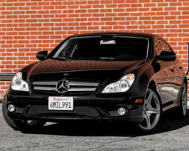 2010 Mercedes-Benz CLS 550 Burbank, CA 0