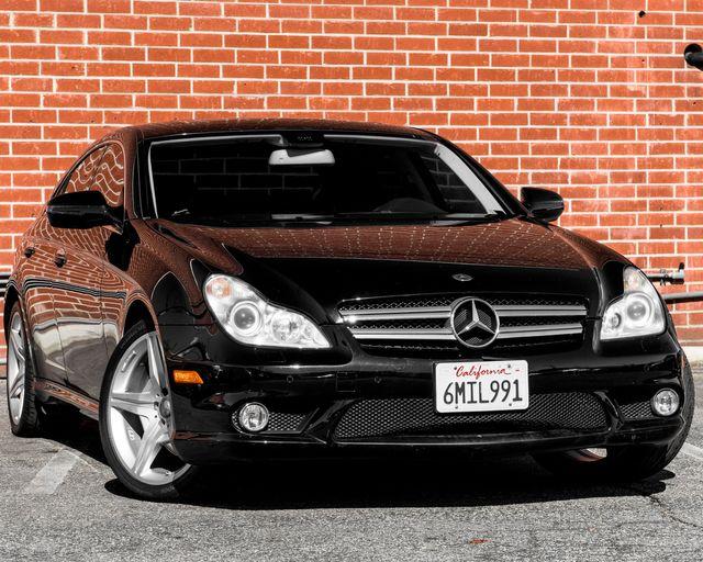 2010 Mercedes-Benz CLS 550 Burbank, CA 2