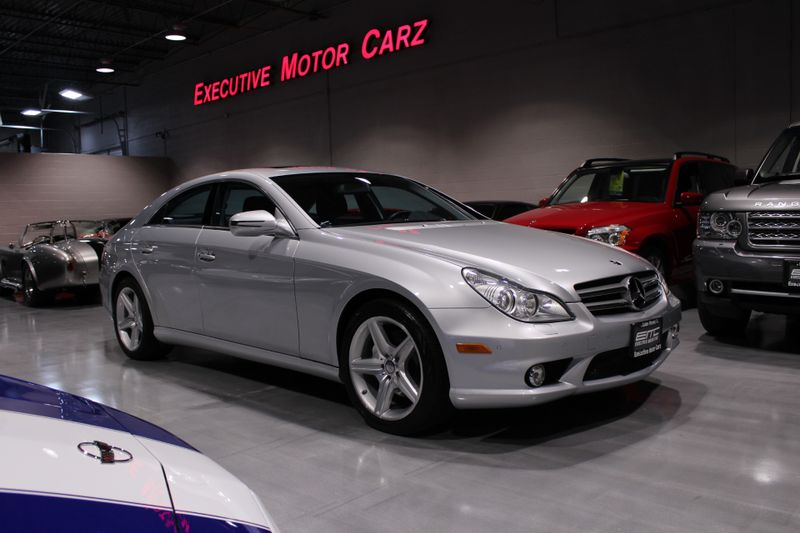 2010 Mercedes-Benz CLS 550   Lake Forest IL  Executive Motor Carz  in Lake Forest, IL