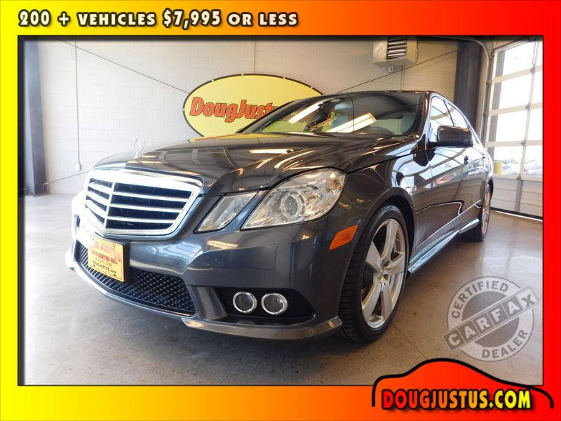 2010 Mercedes-Benz E 350 Luxury  city TN  Doug Justus Auto Center Inc  in Airport Motor Mile ( Metro Knoxville ), TN