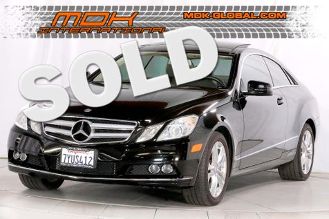 2010 Mercedes-Benz E 350 - Navigation - Heated seats - Back up camera in Los Angeles