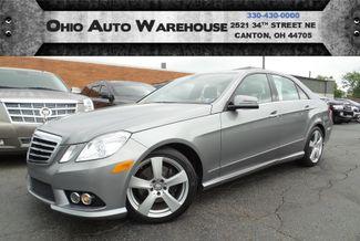 2010 Mercedes-Benz E 350 4Matic AWD Navi Sunroof 44K LOW MILES We Finance | Canton, Ohio | Ohio Auto Warehouse LLC in Canton Ohio