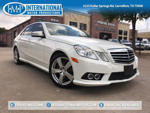 2010 Mercedes-Benz E 350 Luxury in Carrollton, TX 75006