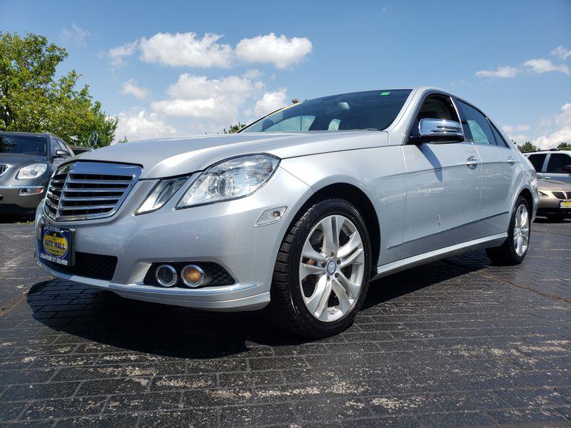 2010 Mercedes-Benz E 350 Luxury | Champaign, Illinois | The Auto Mall of Champaign in Champaign Illinois