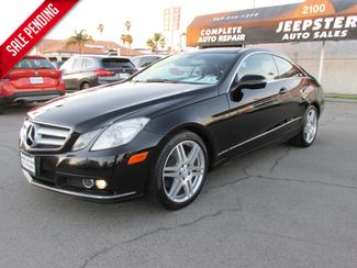 2010 Mercedes-Benz E 350 Sport Coupe in Costa Mesa, California 92627