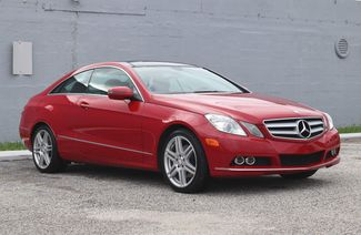 2010 Mercedes-Benz E 350 Hollywood, Florida