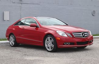 2010 Mercedes-Benz E 350 Hollywood, Florida 52