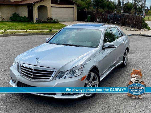 2010 Mercedes-Benz E 350 LUXURY 71K MLS NAVIGATION SERVICE RECORDS XLNT CONDITION