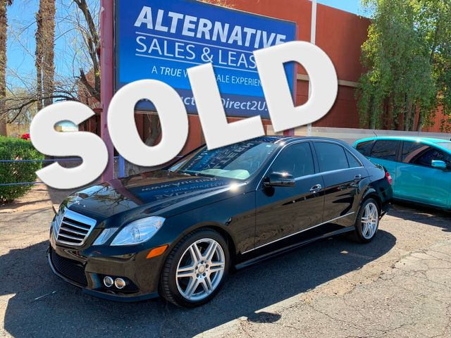 2010 Mercedes-Benz E 350 Luxury 3 MONTH/3,000 MILE NATIONAL POWERTRAIN WARRANTY Mesa, Arizona