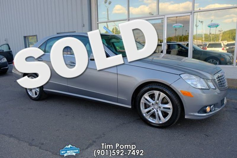2010 Mercedes-Benz E 350 Luxury | Memphis, Tennessee | Tim Pomp - The Auto Broker in Memphis Tennessee