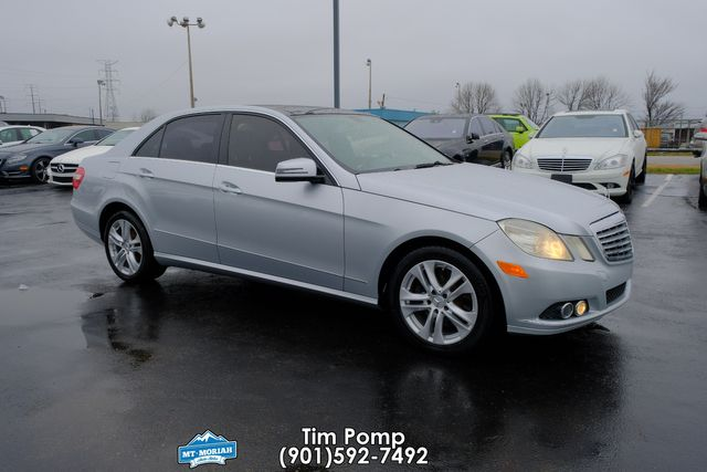 2010 Mercedes-Benz E 350 Luxury PANO ROOF NAVIGATION