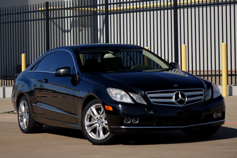 2010 Mercedes-Benz E 350 Coupe* Clean Title* Just Serviced* | Plano, TX | Carrick's Autos in Plano TX