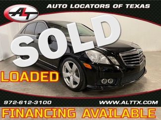 2010 Mercedes-Benz E 350 Luxury | Plano, TX | Consign My Vehicle in  TX