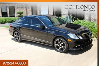2010 Mercedes-Benz E 550 Sport Sedan in Addison TX, 75001